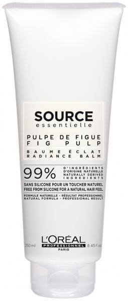 Masca pentru par vopsit L`Oreal Professionnel Source Essentielle Radiance Balm, 250 ml 0