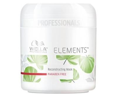 Masca revitalizanta Wella Professional Care Elements Renew 150 ml 0