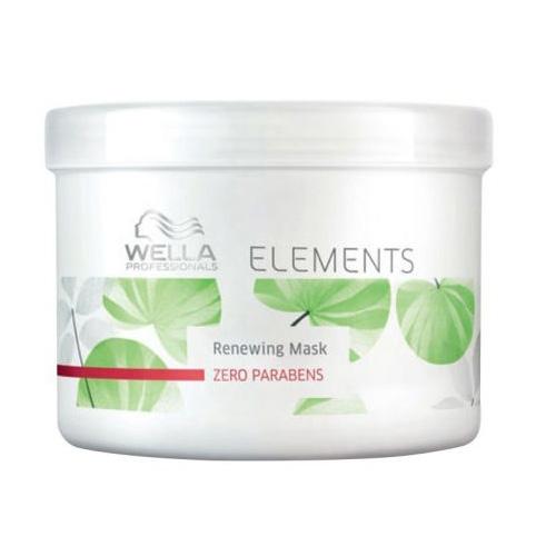Masca revitalizanta Wella Professional Care Elements Renew 500 ml