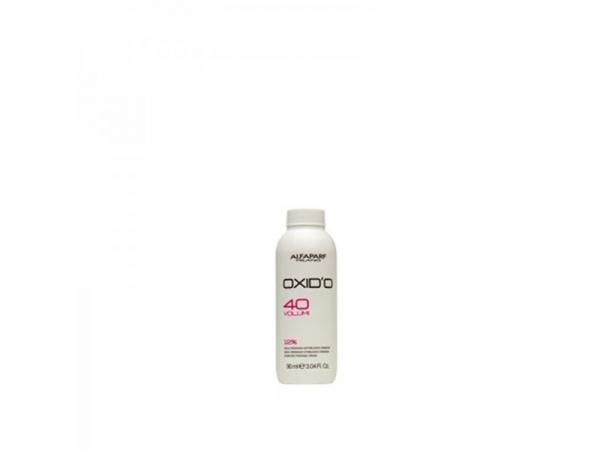 Oxidant crema cu peroxid de hidrogen 12% Alfaparf  OXID'O H202 40VOL ,90ml