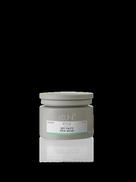 Pasta mata pentru texturizare si absorbtia sebumului Keune Style Dry Paste, 75 ml