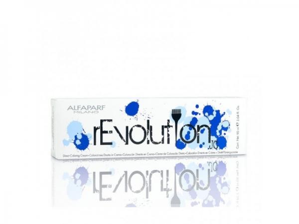 Crema de colorare directa Alfaparf rEVOLUTION JC TRUE BLUE ,90 ml