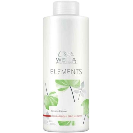 Sampon revitalizant fara sulfati si fara parabeni Wella Professional Care Elements Renew, 500 ml
