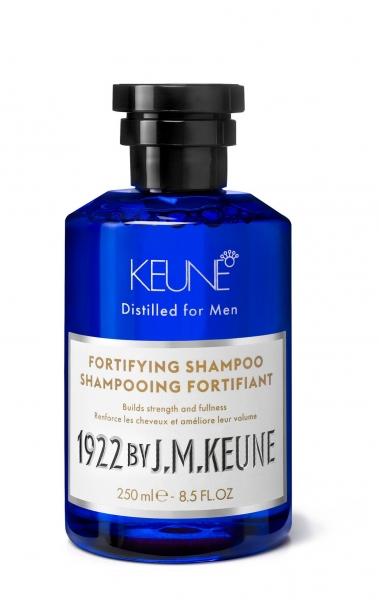 Sampon barbati anti-caderea parului Keune 1922 Fortifying Shampoo, 250 ml