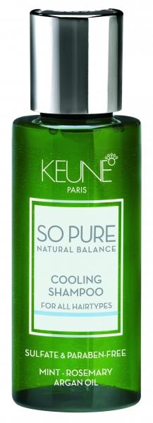 Sampon cu efect racoritor Keune So Pure Cooling, 50ml