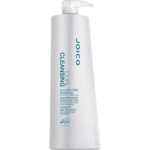 Sampon fara sulfati pentru par cret Joico Curl Cleansing Sulfate-Free Shampoo, 1000 ml 0