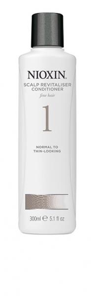 Sampon impotriva caderii parului Nioxin System 1 Cleanser, 300 ml