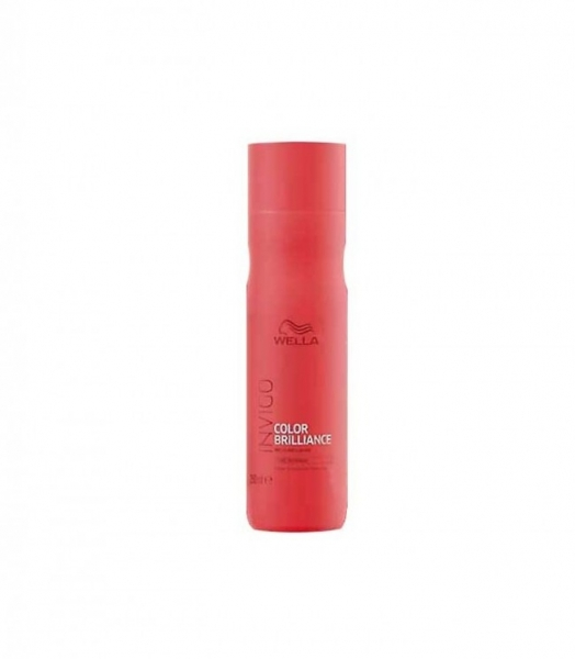 Sampon pentru par vopsit cu fir fin-normal Wella Professionals Invigo Brilliance, 250 ml