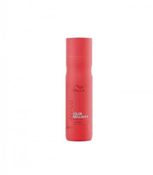 Sampon pentru par vopsit cu fir fin-normal Wella Professionals Invigo Brilliance, 250 ml