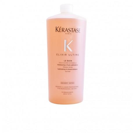 Sampon pentru toate tipurile de par Kerastase Elixir Ultime Bain, 1000 ml