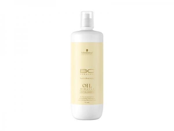 Sampon Schwarzkopf Light Oil Bonacure 1000ml