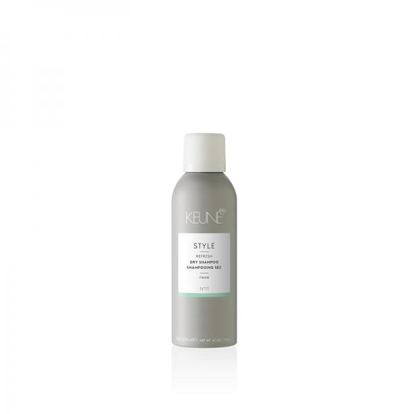 Sampon uscat pt curatare si absorbtie instanta a sebumului Keune Style Dry Shampoo, 200 ml