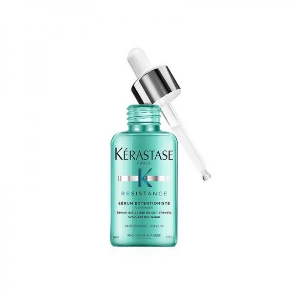 Serum pentru cresterea parului Kerastase Resistance Serum Extentioniste, 50 ml