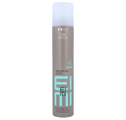 Spray fixativ cu fixare flexibila fara aerosol Wella Professionals Eimi Mistify Me - Light, 300 ml