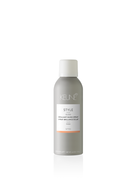 Spray luciu de par Keune Style Brilliant Gloss Spray, 200 ml