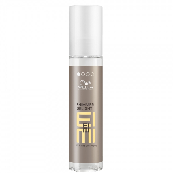 Spray pentru finisare stralucitoare Wella Professional Eimi Shimmer Delight 40 ml