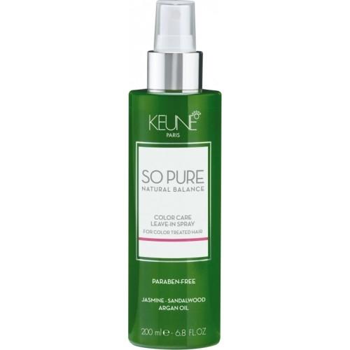 Spray pentru textura Keune So Pure Styling, 200ml
