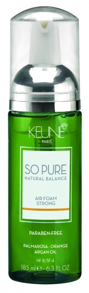 Spuma aerata pentru volum Keune So Pure Styling, 185ml 0