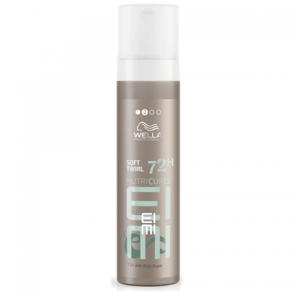 Spuma cu efect anti-static 72H Wella Professionals EIMI Nutricurls Soft Twirl, 200 ml 0