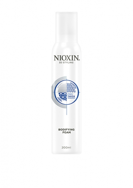 Spuma Nioxin 3D Styling Bodifying Foam , 200 ml 0