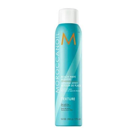Spuma pentru par Moroccanoil Master Beach Wave Texture Mousse, 175 ml