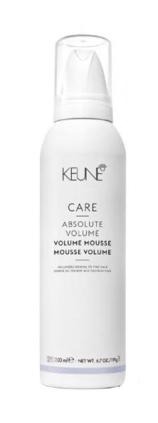 Spuma pentru volum Keune Care Absolute Volume, 200 ml