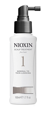 Tratament leave-in impotriva caderii parului Nioxin System 1 Scalp Treatment, 100 ml