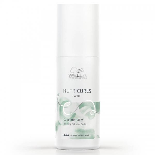 Tratament leave-in pentru bucle Wella Professionals Nutricurls Curlixir Balm, 150 ml 0