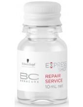 Tratament pentru catifelare imediata Schwarzkopf Bonacure Repair Rescue 8x10 ml