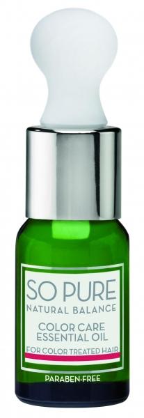 Ulei esential pentru ingrijirea parului colorat Keune So Pure Color Care, 10ml
