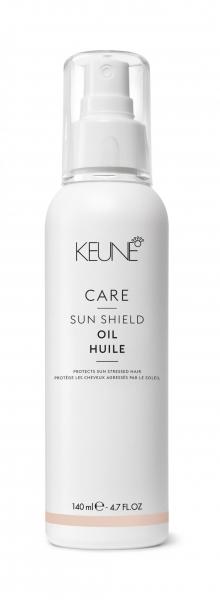 Ulei pentru par expus la soare cu protectie UV Keune Care Sun Shield Oil, 140 ml