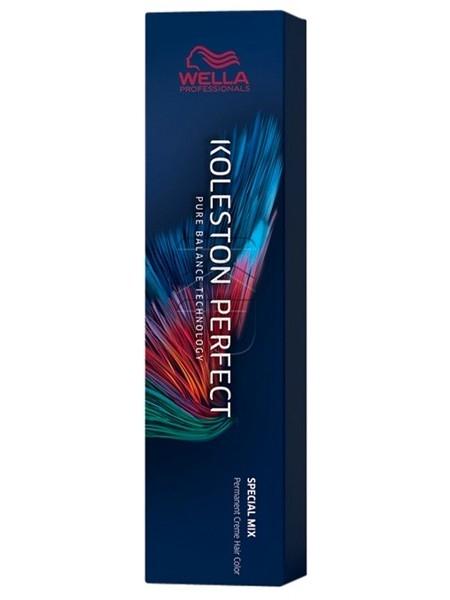 Vopsea de par permanenta Wella Professionals Koleston Perfect Me+ 0/30 , Auriu Natural, 60 ml