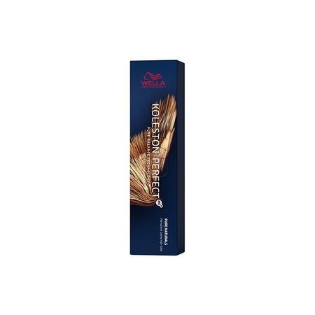 Vopsea de par permanenta Wella Professionals Koleston Perfect Me+ 6/0 , Blond Inchis Natural, 60 ml 0