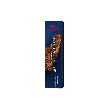 Vopsea de par permanenta Wella Professionals Koleston Perfect Me+ 6/74 , Blond Inchis Castaniu Rosu, 60 ml